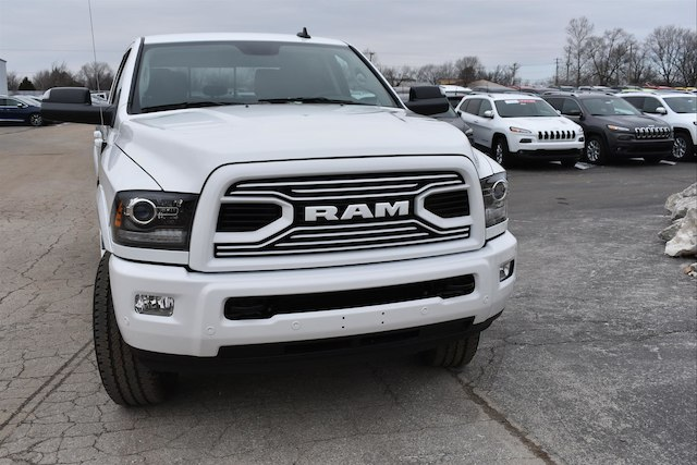 2018 Ram 2500 Crew Cab 4x4, Pickup #22091 - photo 3