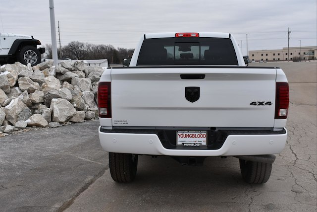 2018 Ram 2500 Crew Cab 4x4, Pickup #22091 - photo 2