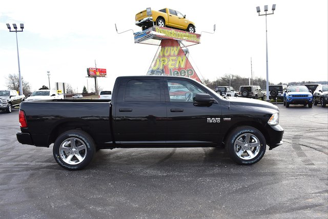 2018 Ram 1500 Crew Cab 4x4,  Pickup #22200 - photo 1