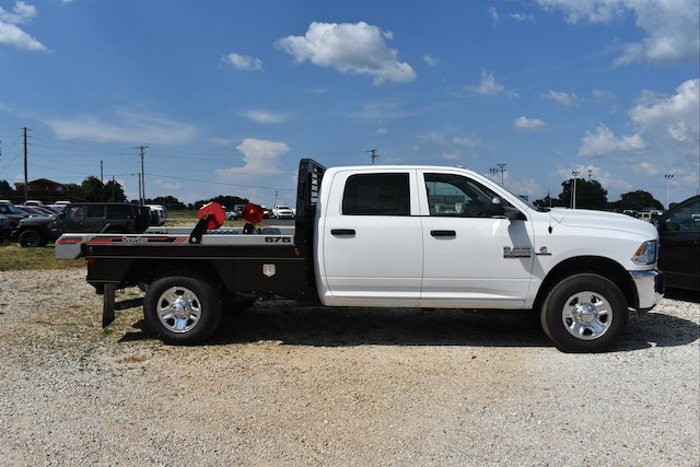 2018 Ram 3500 Crew Cab 4x4,  DewEze Platform Body #22224 - photo 17