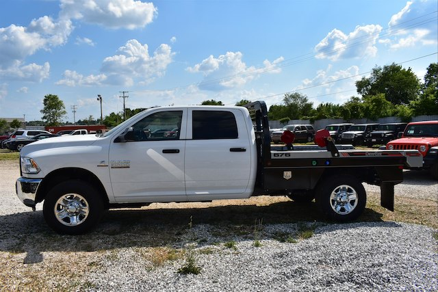 2018 Ram 3500 Crew Cab 4x4,  DewEze Platform Body #22224 - photo 18