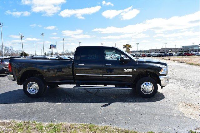 2018 Ram 3500 Crew Cab DRW 4x4,  Pickup #22432 - photo 3