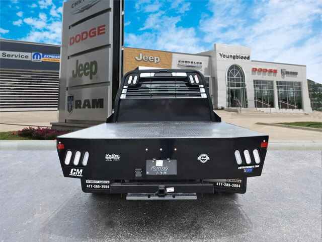 2018 Ram 3500 Crew Cab DRW 4x4,  CM Truck Beds Platform Body #22549 - photo 16