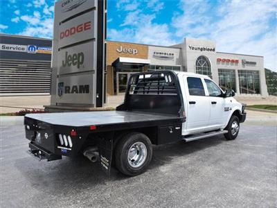 2018 Ram 3500 Crew Cab DRW 4x4,  CM Truck Beds RD Model Platform Body #22549 - photo 4