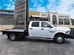 2018 Ram 3500 Crew Cab DRW 4x4,  CM Truck Beds RD Model Platform Body #22549 - photo 15