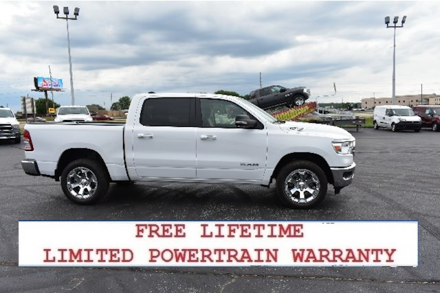 2019 Ram 1500 Crew Cab 4x4,  Pickup #22554 - photo 3