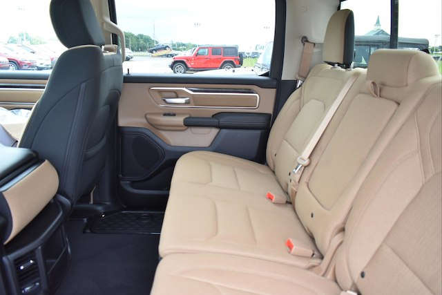 2019 Ram 1500 Crew Cab 4x4,  Pickup #22554 - photo 17
