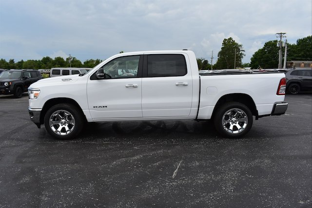 2019 Ram 1500 Crew Cab 4x4,  Pickup #22554 - photo 4