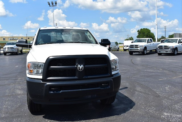 2018 Ram 2500 Regular Cab 4x4,  Reading Service Body #22629 - photo 4
