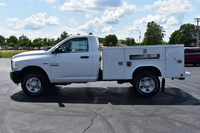 2018 Ram 2500 Regular Cab 4x4,  Reading Service Body #22629 - photo 2