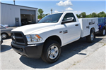 2018 Ram 2500 Regular Cab 4x4,  Reading Service Body #22629 - photo 1