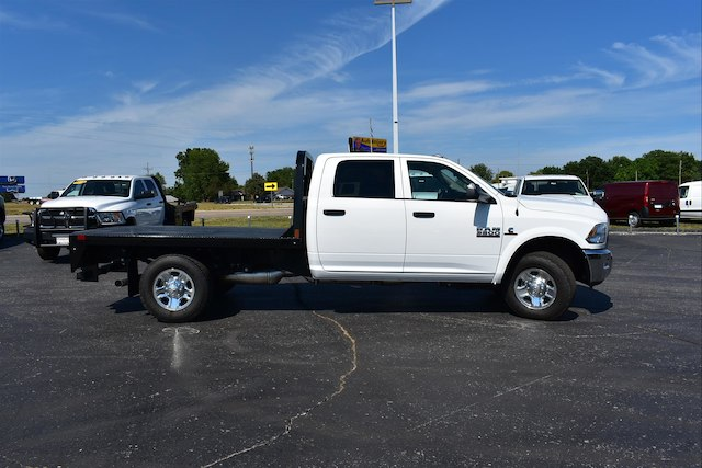 2018 Ram 3500 Crew Cab 4x4,  CM Truck Beds Platform Body #22658 - photo 3