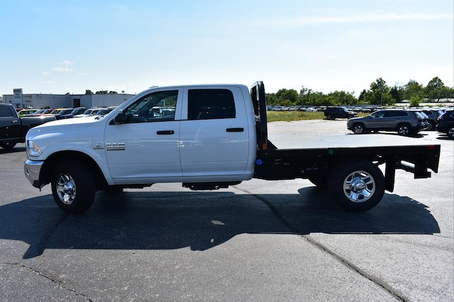 2018 Ram 3500 Crew Cab 4x4,  CM Truck Beds Platform Body #22658 - photo 4