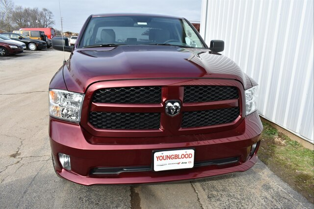 2019 Ram 1500 Quad Cab 4x4,  Pickup #22745 - photo 3