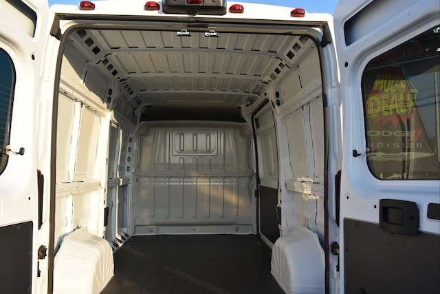 2018 ProMaster 2500 High Roof FWD,  Empty Cargo Van #22825 - photo 2