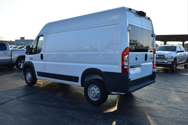 2018 ProMaster 2500 High Roof FWD,  Empty Cargo Van #22825 - photo 4