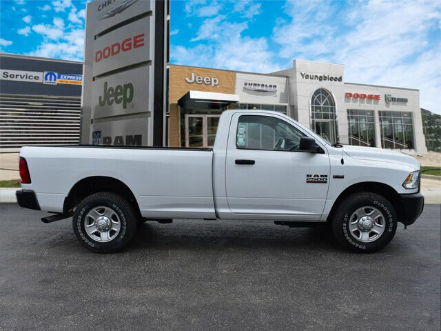 2018 Ram 2500 Regular Cab 4x2,  Reading Service Body #22836 - photo 2