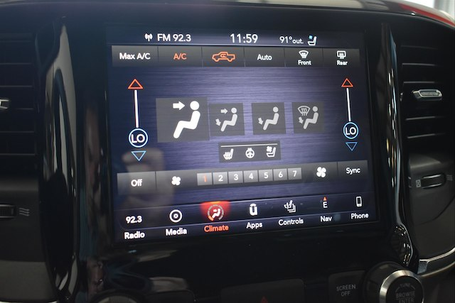 2019 Ram 1500 Crew Cab 4x4,  Pickup #22851 - photo 12