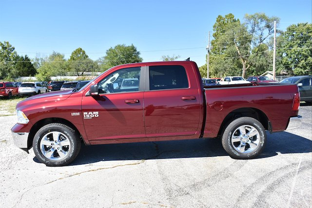 2019 Ram 1500 Crew Cab 4x4,  Pickup #22896 - photo 4