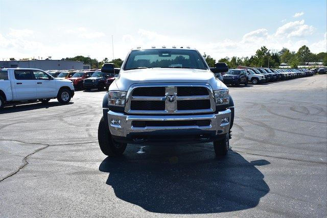 2018 Ram 5500 Regular Cab DRW 4x4,  Cab Chassis #22900 - photo 3