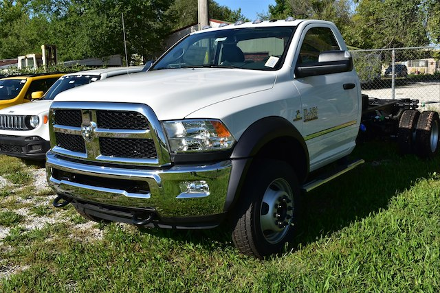 2018 Ram 5500 Regular Cab DRW 4x4,  Cab Chassis #22900 - photo 5