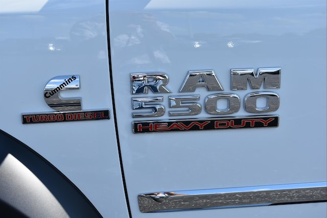 2018 Ram 5500 Regular Cab DRW 4x4,  Cab Chassis #22900 - photo 6