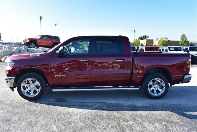 2019 Ram 1500 Crew Cab 4x4,  Pickup #22961 - photo 4