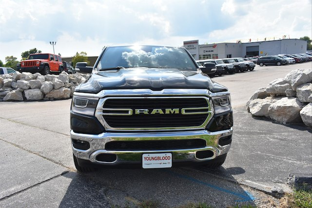 2019 Ram 1500 Crew Cab 4x4,  Pickup #22962 - photo 4
