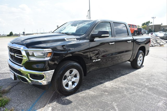 2019 Ram 1500 Crew Cab 4x4,  Pickup #22962 - photo 1