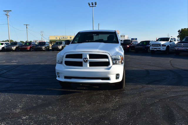 2019 Ram 1500 Quad Cab 4x4,  Pickup #22972 - photo 3