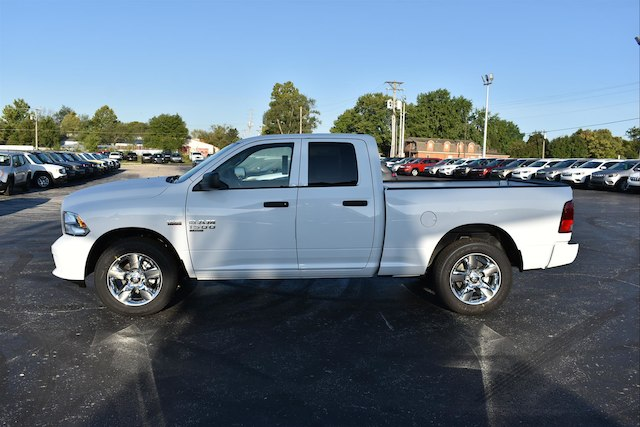 2019 Ram 1500 Quad Cab 4x4,  Pickup #22972 - photo 4