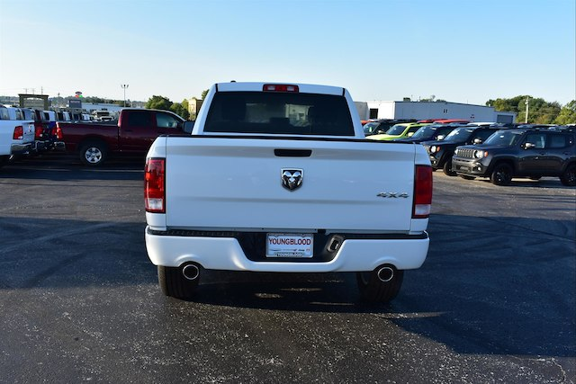 2019 Ram 1500 Quad Cab 4x4,  Pickup #22972 - photo 2