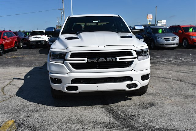 2019 Ram 1500 Crew Cab 4x4,  Pickup #23000 - photo 3