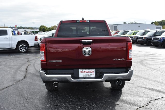2019 Ram 1500 Crew Cab 4x4,  Pickup #23021 - photo 2