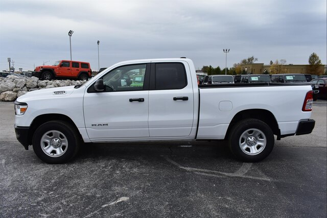 2019 Ram 1500 Quad Cab 4x4,  Pickup #23047 - photo 4