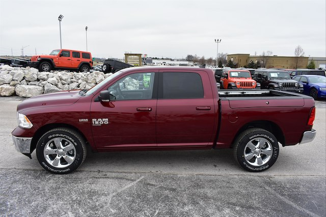 2019 Ram 1500 Crew Cab 4x4,  Pickup #23066 - photo 4