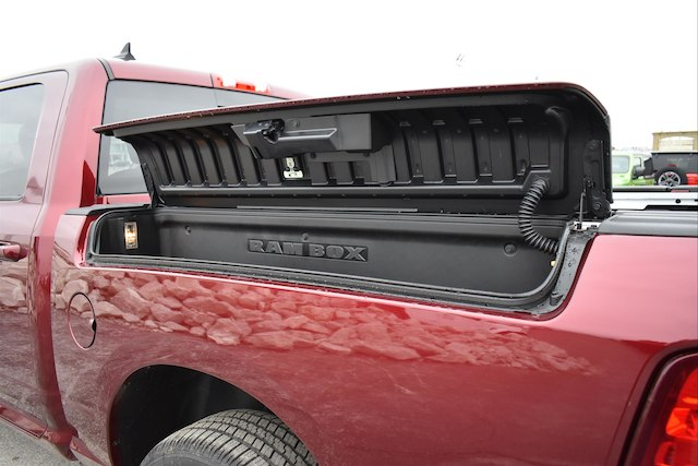 2019 Ram 1500 Crew Cab 4x4,  Pickup #23066 - photo 6