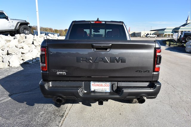 2019 Ram 1500 Crew Cab 4x4,  Pickup #23095 - photo 2