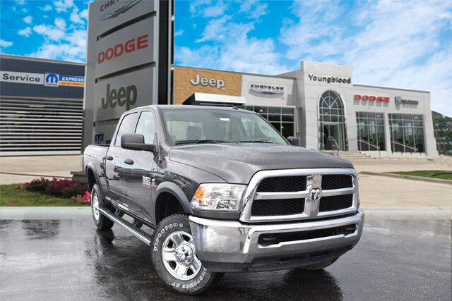 2018 Ram 2500 Crew Cab 4x4,  Pickup #23157 - photo 4
