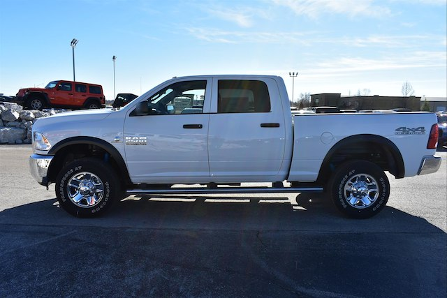 2018 Ram 2500 Crew Cab 4x4,  Pickup #23172 - photo 4
