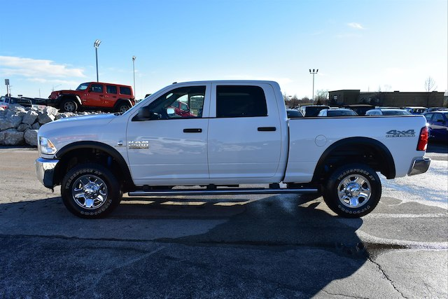2018 Ram 2500 Crew Cab 4x4,  Pickup #23180 - photo 4