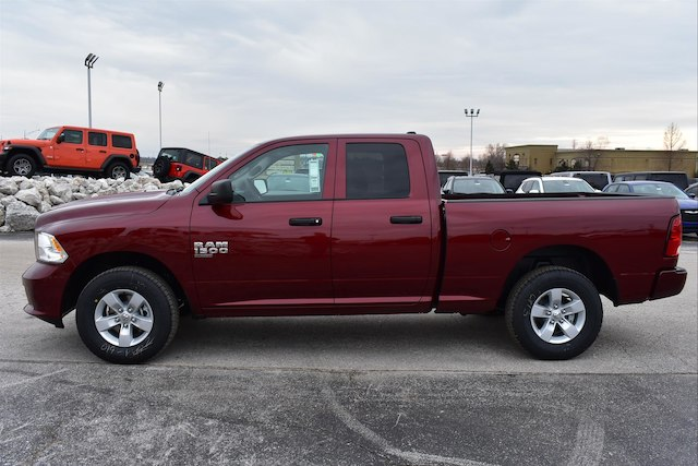 2019 Ram 1500 Quad Cab 4x4,  Pickup #23235 - photo 4