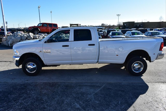 2018 Ram 3500 Crew Cab DRW 4x4,  Pickup #23304 - photo 4