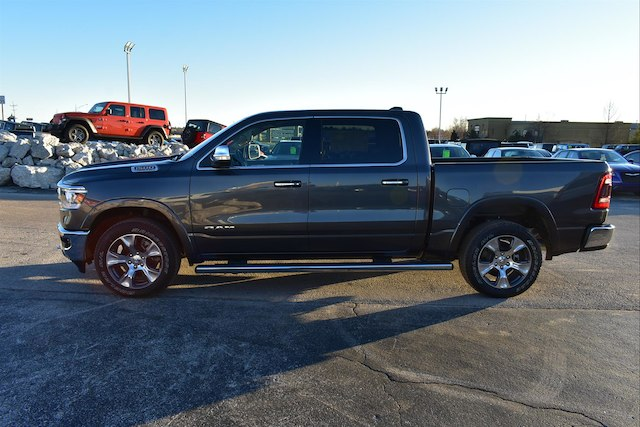 2019 Ram 1500 Crew Cab 4x4,  Pickup #23305 - photo 4