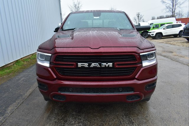 2019 Ram 1500 Crew Cab 4x4,  Pickup #23319 - photo 3