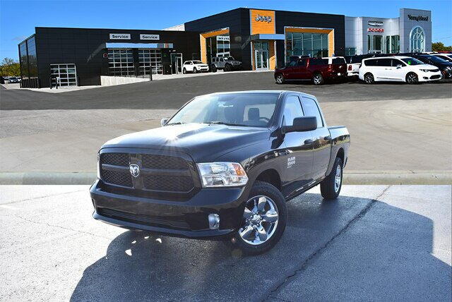 2019 Ram 1500 Crew Cab 4x4,  Pickup #23331 - photo 1