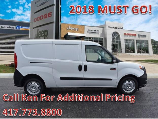 2018 Ram ProMaster City FWD, Empty Cargo Van #23700 - photo 1