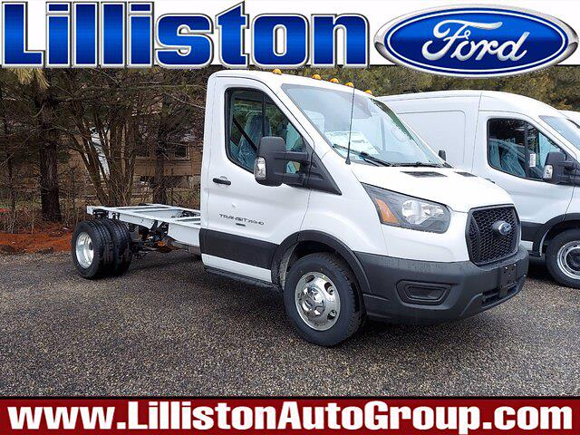 2021 Ford Transit 350 HD 4x2, Cab Chassis #10729N - photo 1