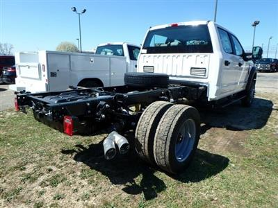 2018 F-450 Crew Cab DRW,  Cab Chassis #16467N - photo 2