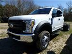 2018 F-450 Crew Cab DRW,  Cab Chassis #16467N - photo 3